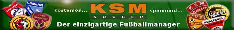 KSM-Soccer - Onlinefussballmanager für echte Strategen!
