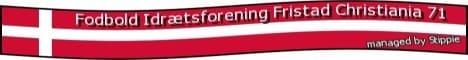 Teamlogo FF Fristad Christiania 71